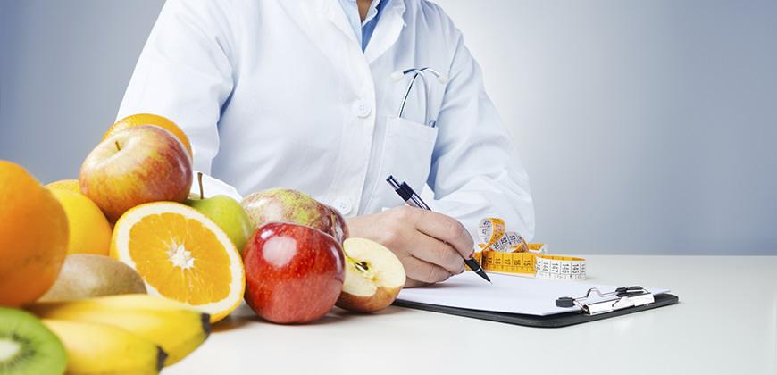 La visita dal nutrizionista è fondamentale per acquisire il giusto peso ed il benessere psicofisico grazie ad una sana alimentazione